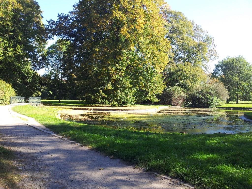 Ein Tag im Park Image