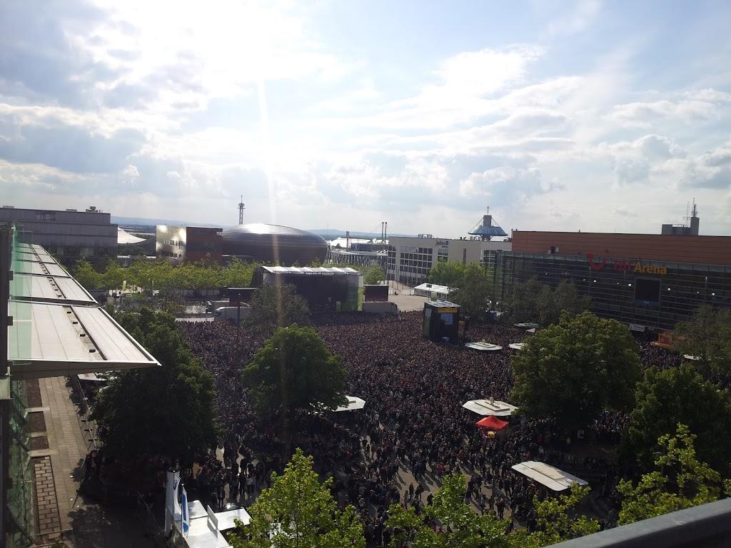 NDR 2 Plaza Festival vor der Uni Image