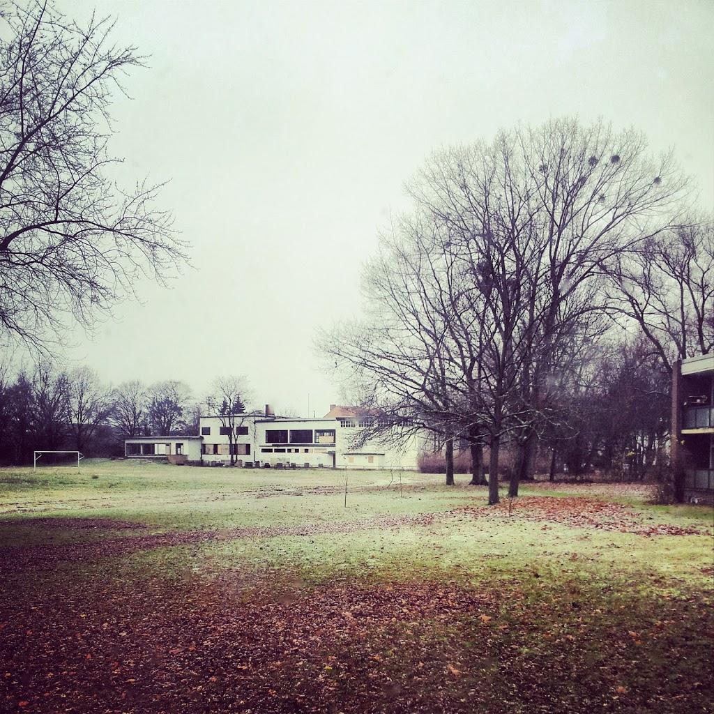 Erster Advent mit Schnee Image