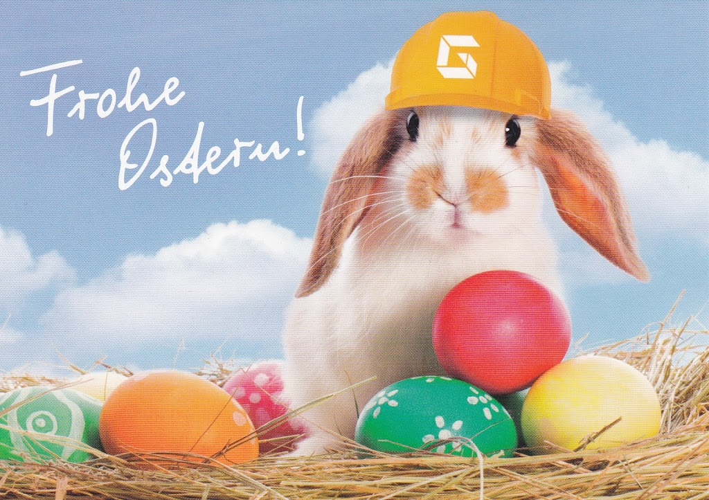 Frohe Ostern 2013 – What About Sunny