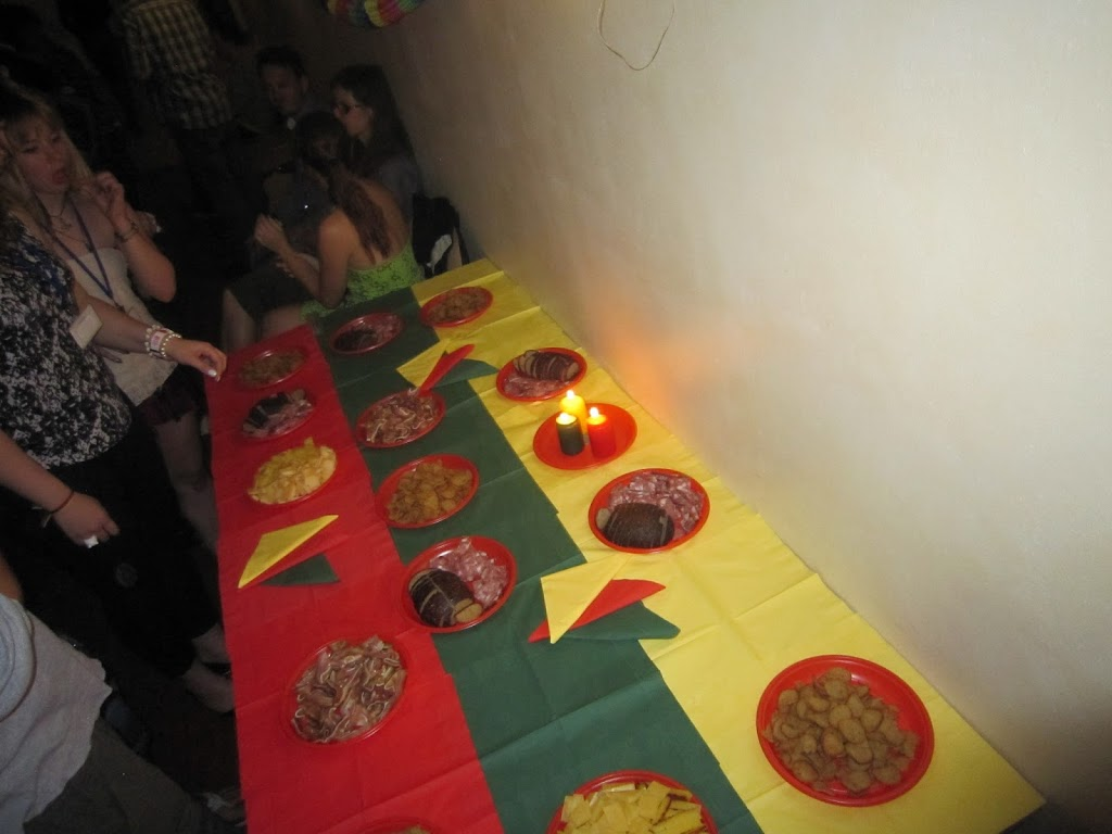 ISSS 2013: Bulgarian/Lithuanian Night Image