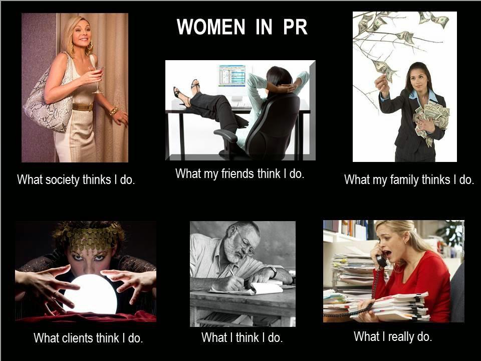 Frauen in der PR und meine wahre Job-Bestimmung Image