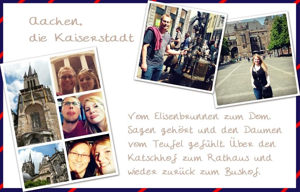 Spontaner Ausflug nach Aachen Image