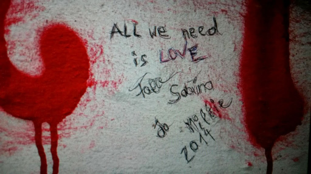 All you need is love – last day in London Image