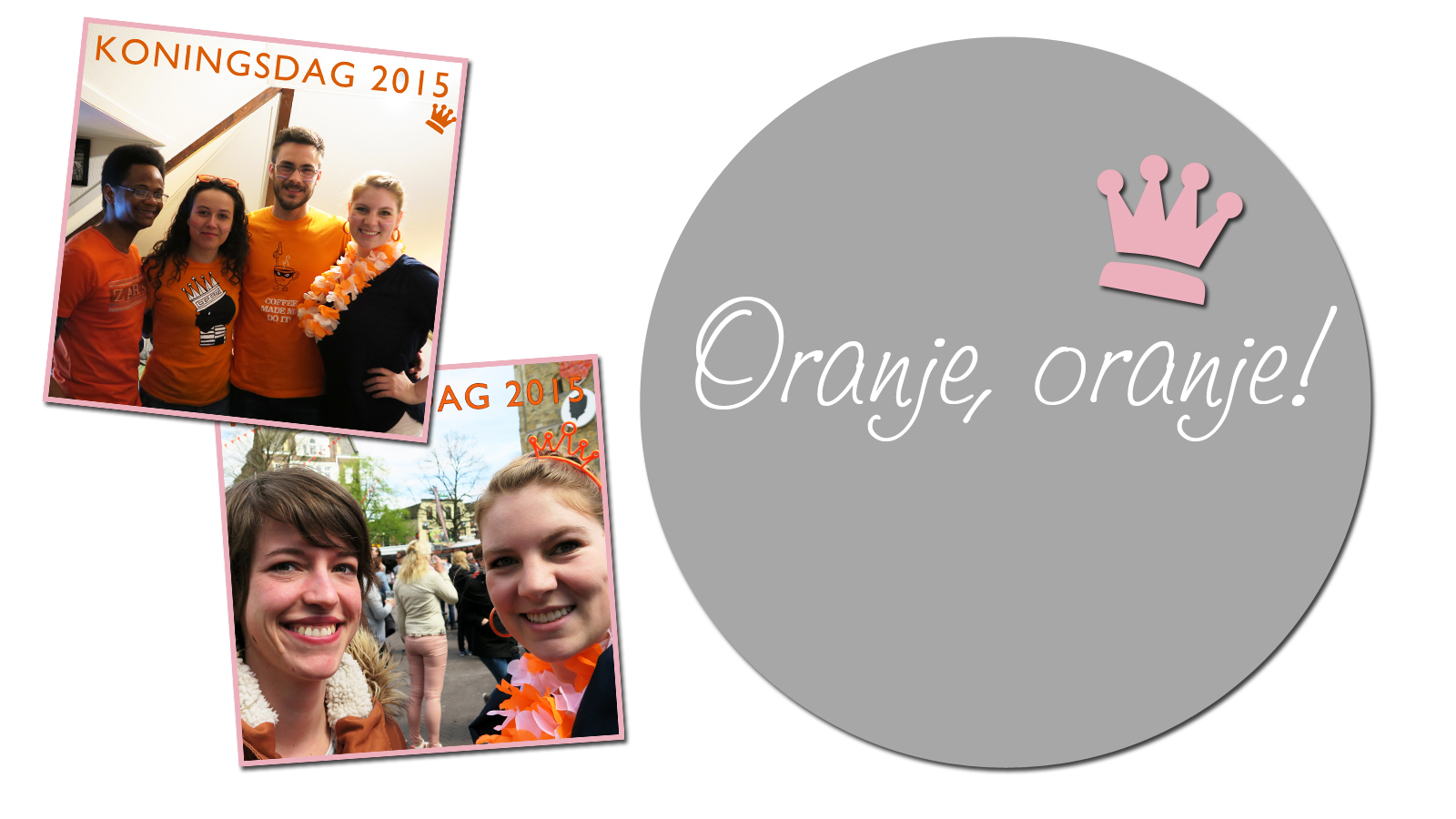Oranje, oranje! Image