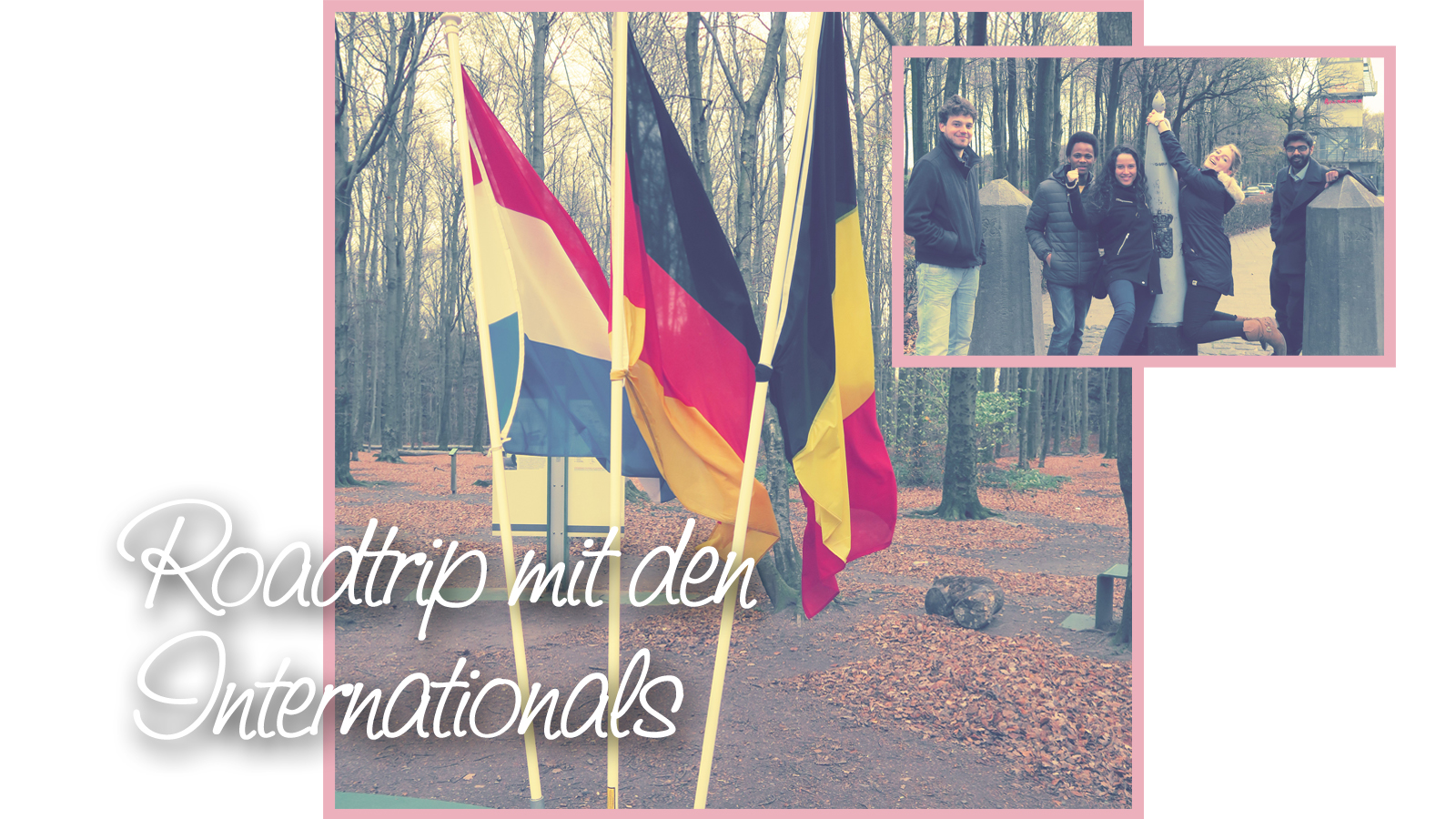 Roadtrip mit den Internationals Image