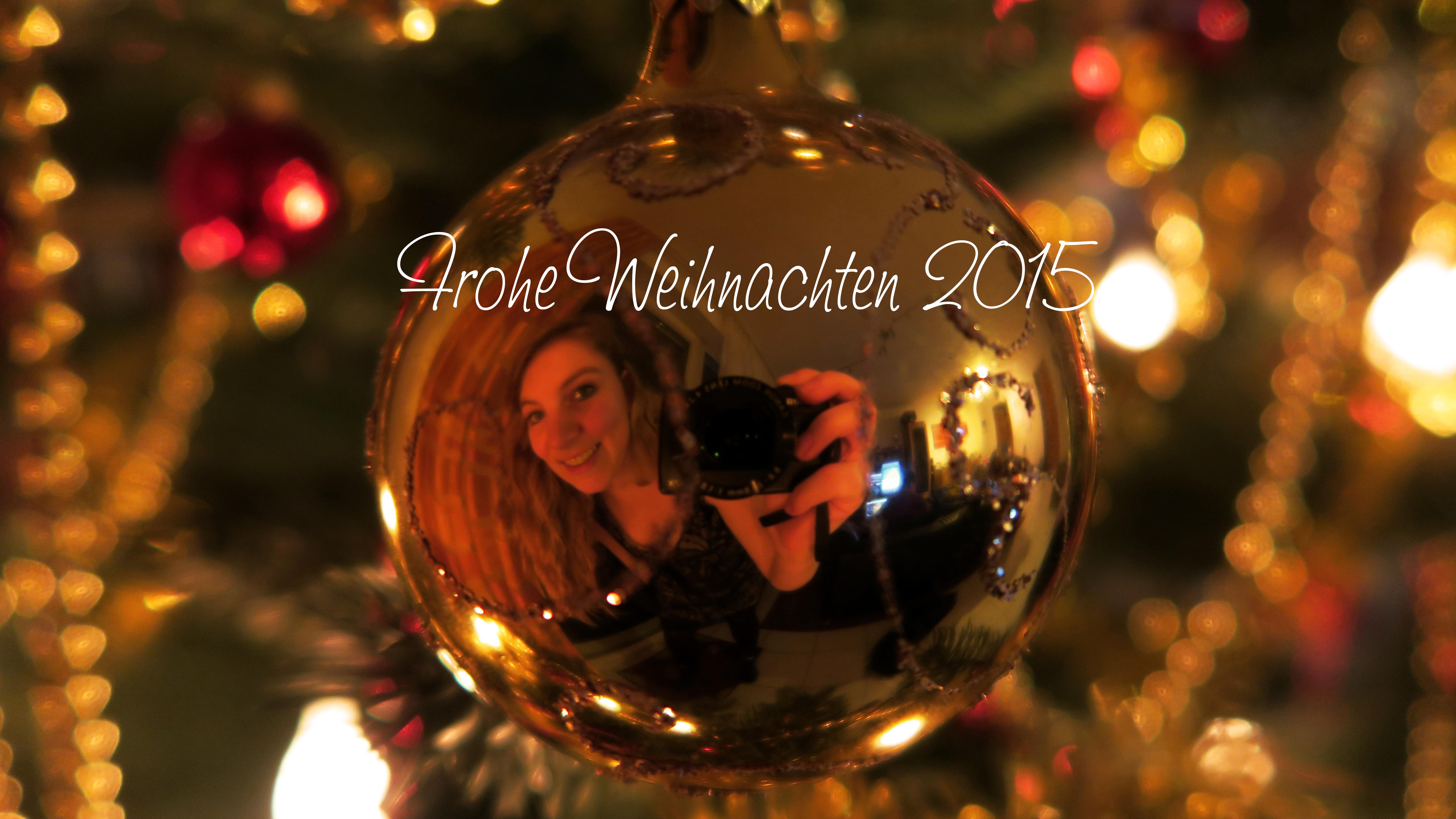 Frohe Weihnachten 2015 Image