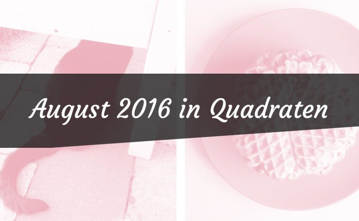 August 2016 in Quadraten Image